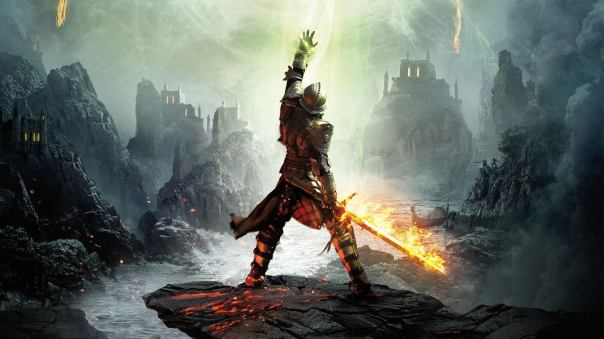 Promo art for Dragon Age: Inquisition