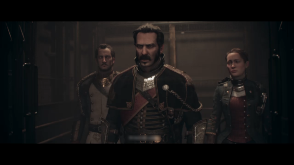 The Order 1886 is an undeniably gorgeous game.