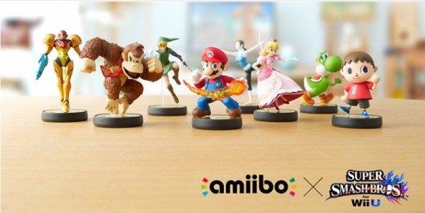 """Amiibo"" is Japanese for ""should have been launched sooner."""
