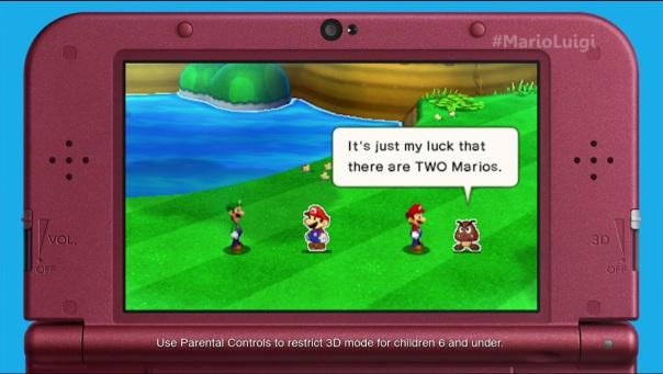 The Nintendo crossover generator is malfunctioning.
